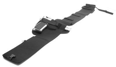 Fascia elastica Vega cordura 2ET01 con fondina -