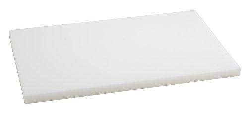 Metaltex - Tabla de Cocina, Polietileno, 50x30x2cm, Blanco
