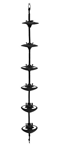 GreenMango Caprack - Kappenhalter zum Aufhängen von 6 bis 36 Basecaps / Snapback Caps / New Era Caps und Schirmmützen (6 Clips)