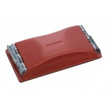 HAND SANDING BLOCK WITH CLIP ON FITTING
