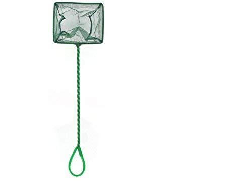 Unbekannt AQUARIUM-NETZ Kescher 36cm, hochwertiges Fangnetz aus reißfestem Nylon für Aquarien, Netzgroße 15 cm, ermöglicht das leichte und schonende Herausfangen von Fischen