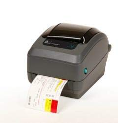Zebra GX430t, Multi Interface (RS232, USB) + Printserver (Ethernet), 12 Punkt... Multi Zebra