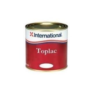 International Boat High Gloss Durable Yacht Paint Toplac 750 ml Brand New (Bounty red)