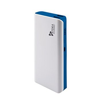 Syska X-100 10000 Mah Power Bank White Blue