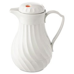 poly-lined-carafe-swirl-design-64-oz-capacity-white