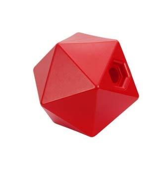 PFIFF Forro Pelota, Color Rojo