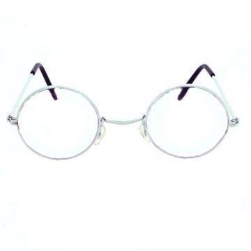 Glasses grandma/grandpa Round Metal without
