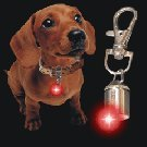 High Visibility Safety Flasher for Dogs by Companion Pet Products