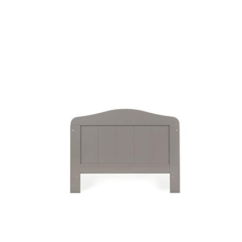 Obaby Whitby Cot Bed, Taupe Grey