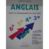 Anglais/tout le programme du college par Collectif