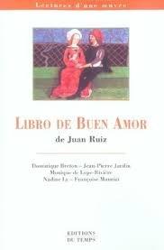 Libro de Buen Amor de Juan Ruiz