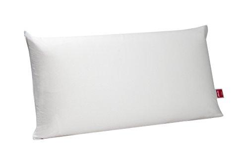 Pikolin Home - Funda de almohada punto, 100% bambú, impermeable, híper-transpirable, 50 x 75 cm