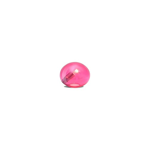 Lampe Chevet Rose LuxWomen Small 13 cm