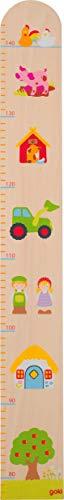 Goki 60753 medidor Altura niños Madera - Medidores