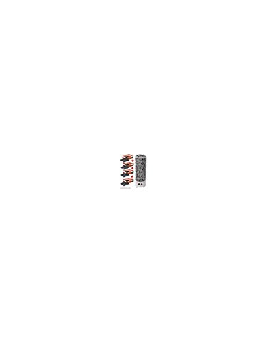 Saunaofen Harvia Celindro PC70 6,8 KW mit integrierter Steuerung inkl.80kg Saunasteine
