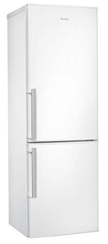 Amica KGC 15477W autonome 230L A + + weiß Kühlschränken-réfrigérateurs-congélateurs (autonome, weiß, rechts, porte-sur-porte, Metall, Glas)