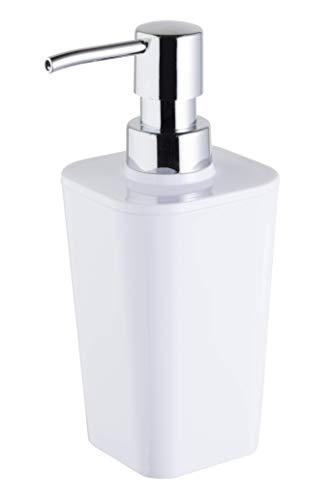 Bisk Seifenspender in weiß