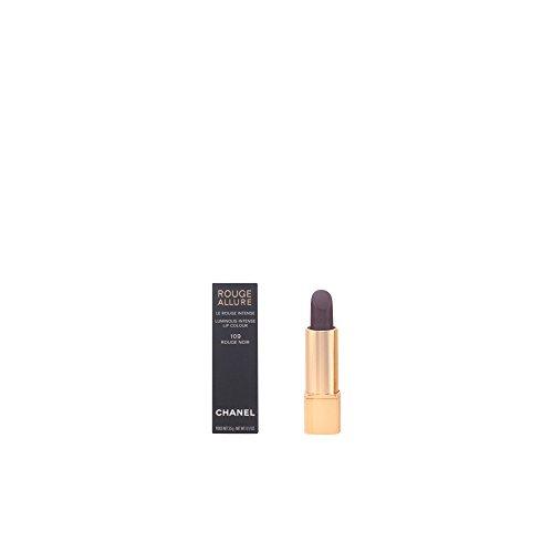 Chanel Rouge Allure Barra de labios #109-Rouge Noir 3.5 gr