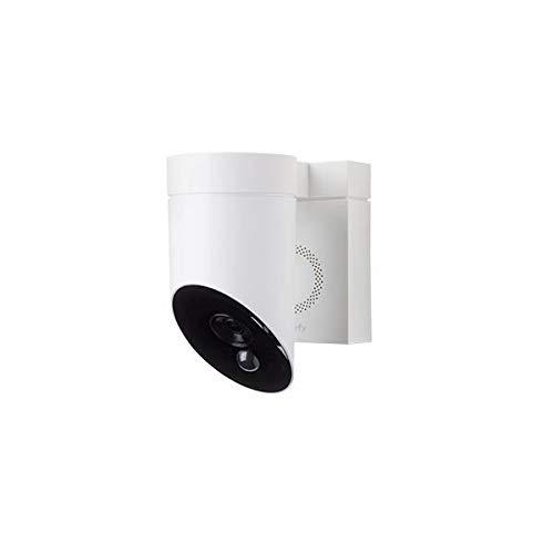 Preisvergleich Produktbild Somfy 2401560 Überwachungskamera für den Außenbereich,  Weiß