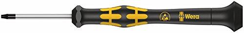 Wera 1567 ESD Torx Kraftform Micro Schraubendreher, TX 4 x 40 mm, 05030120001