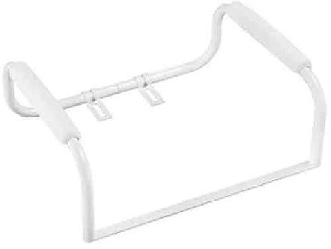 LIBERTY HARDWARE - Toilet Seat Safety Bar, White