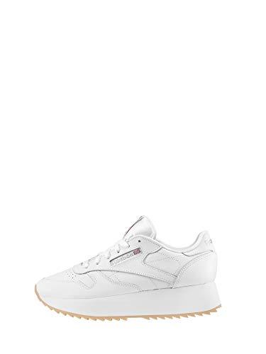 Zoom IMG-2 reebok scarpe cl lthr double