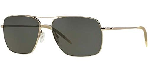 Oliver Peoples - CLIFTON OV 1150S, Pilot (tropfenförmig) Metall Herrenbrillen