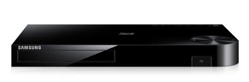 Samsung BD-H6500 - BD-H6500 Blu-ray 3D Smart Hub - BD-H6500 Blu-ray 3D Smart Hub Black USB x1