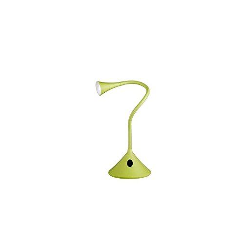 Lámpara de escritorio LED verde inspire o foco Pared