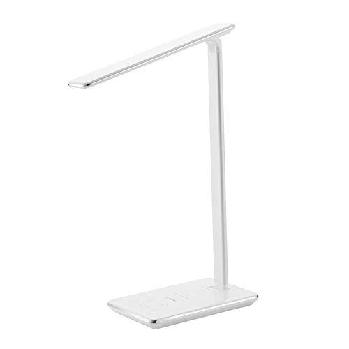 LIUYA Lámpara de mesa plegable Lámpara Led Escritorio Lámpara de ...