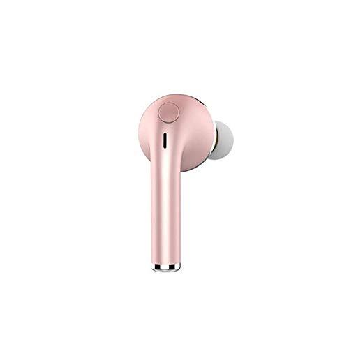 DANGSHUO Hi-Fi Wireless Hi-Fi 4.1 CVC6.0 Auriculares Bluetooth Auriculares estéreo a Prueba de Sudor con reducción de Ruido integrada y Auriculares Deportivos D