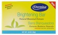 Dermisa Brightening Bar 3oz (3