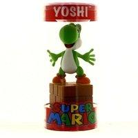 Super Mario PVC-Figur auf Sockel: Yoshi (Briefbeschwerer)