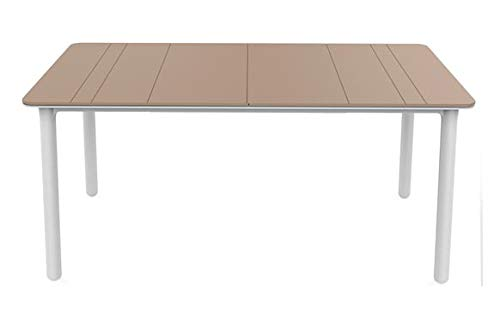 Table rectangulaire 160 x 90 cm Noa sable