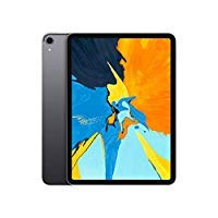 Apple iPad PRO 3rd Generation (11-inch, Wi-Fi Only 64GB) - Space Gray (Ricondizionato)