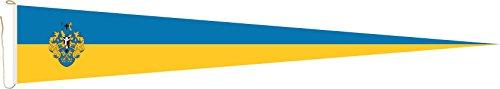 Haute Qualité pour U24 Long Fanion Drapeau de dietrich buxtehude 250 x 40 cm