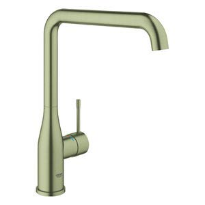 Grohe Essence New – OHM sink L-spout – Brushed Nickel