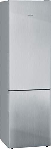 Siemens KG39EVI4A iQ300 Freistehende Kühl-Gefrier-Kombination mit Gefrierbereich unten / A+++ / 201 x 60 cm / Kühlteil 249 l / Gefrierteil 88 l / inox-antifingerprint