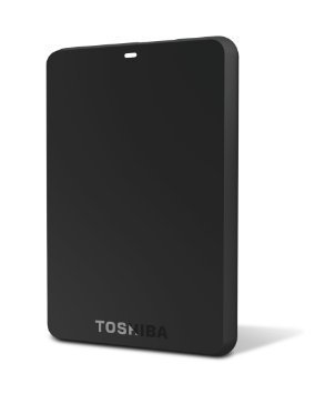 Toshiba B00YAH0SCO 1TB External Hard Disk Black Price in India