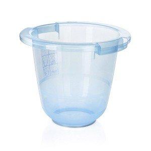 ASMI Badeeimer 'Tummy Tub' blau