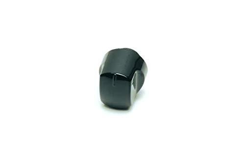 SCHOLTES-Knopf schwarz Herde A GAS Tische Value-c00084017 (Tisch-herd Gas)