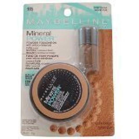 Maybelline New York Mineral Power Powder Foundation 935 Pure Beige Medium 2 by (Maybelline Mineral Foundation)
