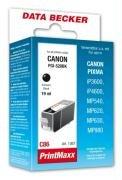 Data Becker 311067 C86 Tintenpatrone ohne Chip für Canon Series schwarz