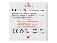 Elson BTY26159ELSON/STD Chargeur Noir