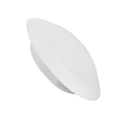 Abflussstopfen Gummi Pop-up Steckerstopper Für Küche Badezimmer Badewanne Entwässerung Spüle Weiß