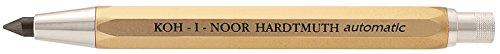 koh-i-noor-5640-dorado-todos-los-metal-soporte-de-plomo-con-built-cuchillo-automatico
