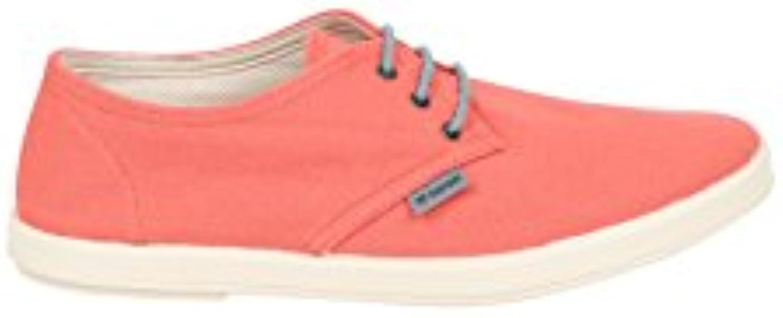 BARQET Unisex Erwachsene Dogma Low Basic Rust Sneaker