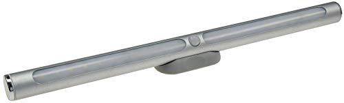 LED Leuchte mit Bewegungsmelder 30cm 200 Lumen I Mit Magnethalter Aufladbarer Akku I Schrankleuchte I Neutralweiß