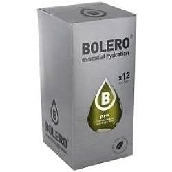 Pack 12 Sobres Bolero Drinks Sabor pera