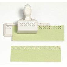 Unbekannt Martha Stewart M42-40089 Crafts Vier Blütenblätter Randstanzer, Synthetic Material, weiß, 14.9 x 8.6 x 6 cm (Blütenblätter Stanze)